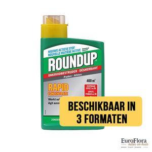 Roundup | Rapid Concentrate | Paden | Glyfosaatvrij | 3 ...
